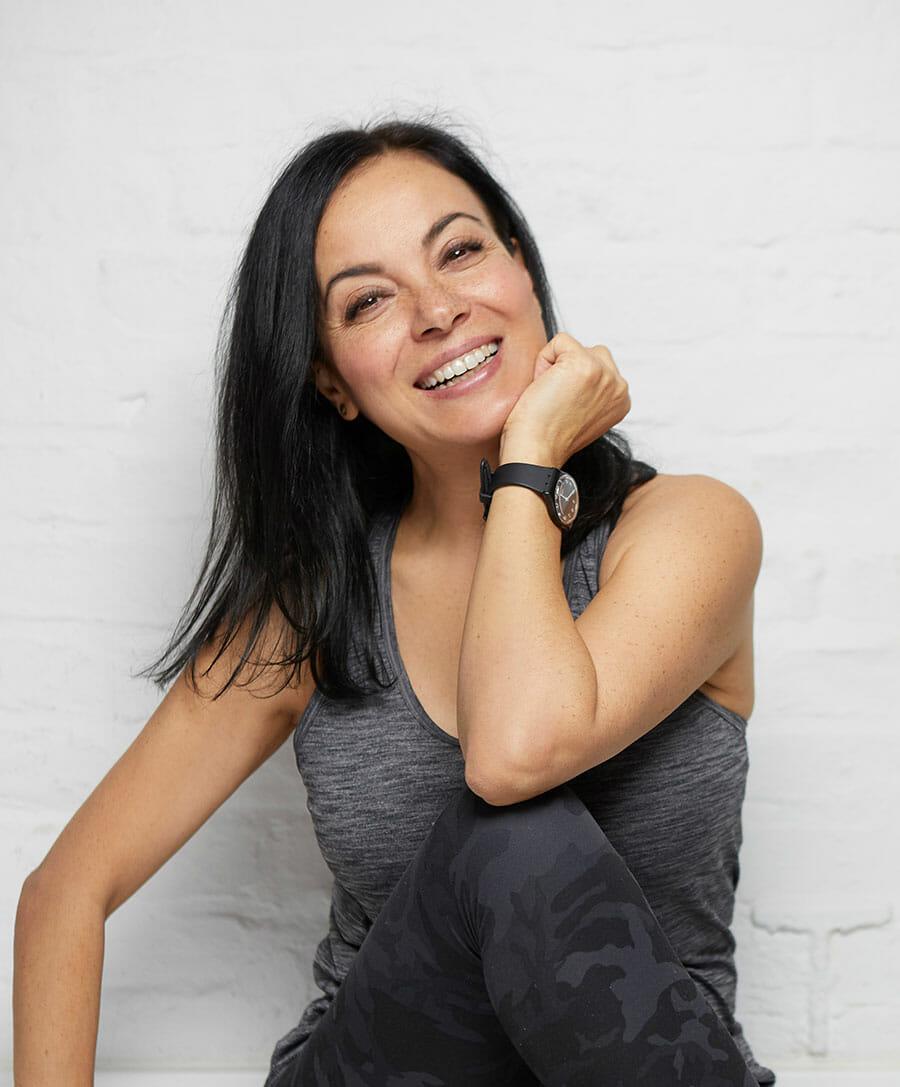 Spirit Yoga Lehrerin Elmira Pietschmann-Abdollahi