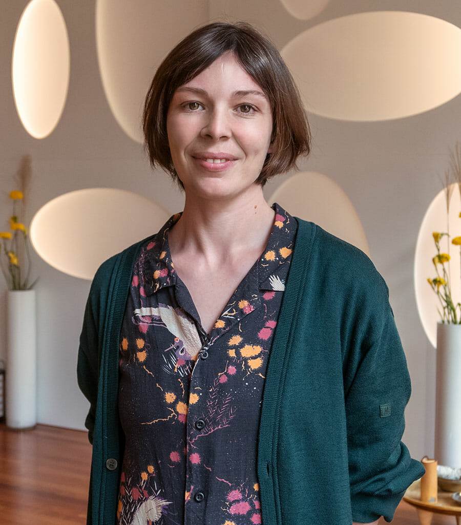 Jeannette Müller Studioleitung Spirit Yoga Mitte