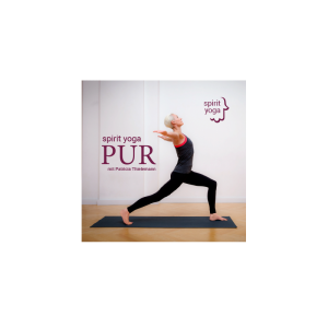 CD Spirit Yoga Pur deutsch mit Patricia Thielemann