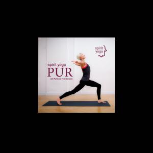 CD Spirit Yoga Pur deutsch mit Patricia Thielemann