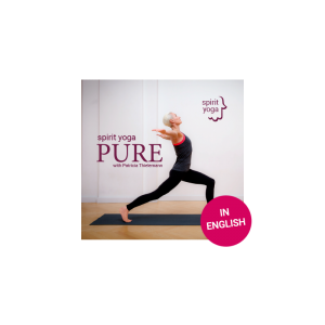 CD Spirit Yoga Pure english mit Patricia Thielemann