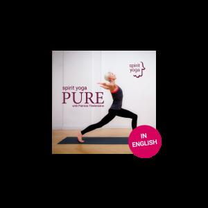 CD Spirit Yoga Pure english mit Patricia Thielemann