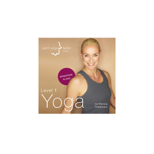 CD Spirit Yoga Signature Class Level 1 Yoga mit Patricia Thielemann