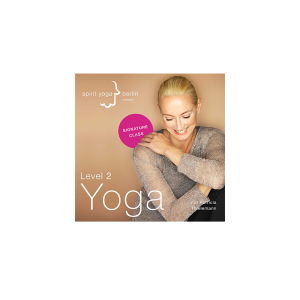 CD Spirit Yoga Signature Class Level 2 Yoga mit Patricia Thielemann