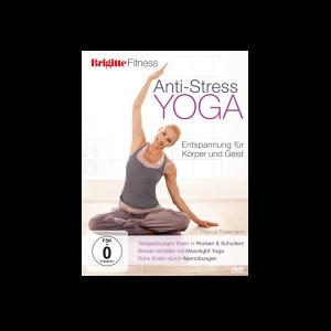 Brigitte Fitness DVD Anti-Stress Yoga mit Patricia Thielemann