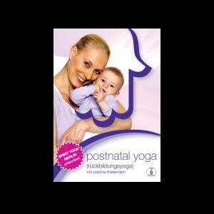 Spirit Yoga DVD Postnatal Yoga mit Patricia Thielemann