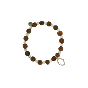 Spirit Yoga Mala-Armband Howlite