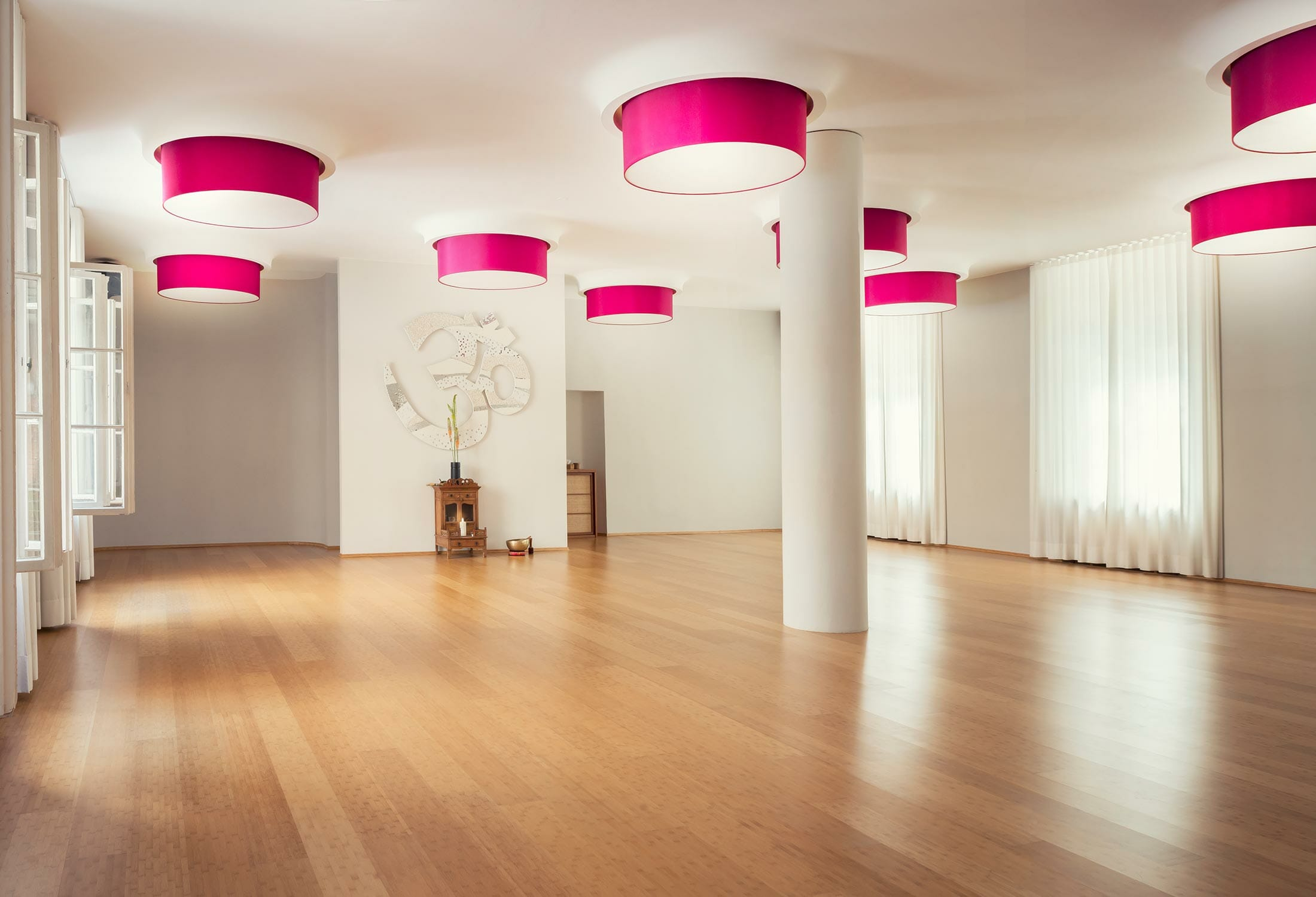 Spirit Yoga Studio Charlottenburg Berlin Yogaraum