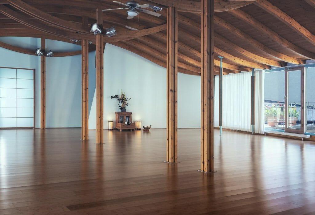 Spirit Yoga Studio Mitte Berlin Yogaraum