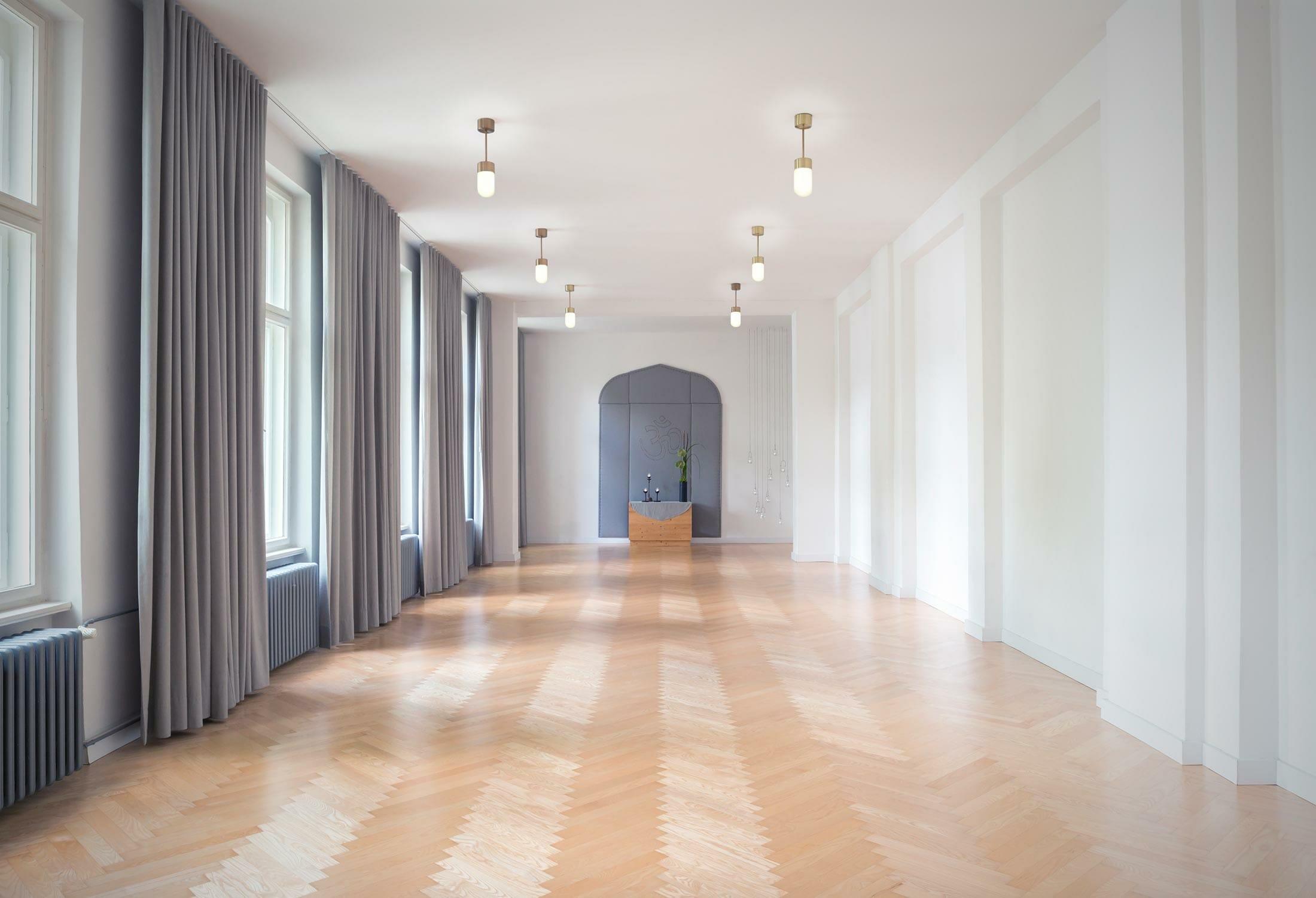 Spirit Yoga Studio Zehlendorf Berlin Yogaraum