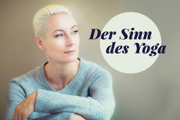Spirit Yoga Seminar Der Sinn des Yoga mit Patricia Thielemann
