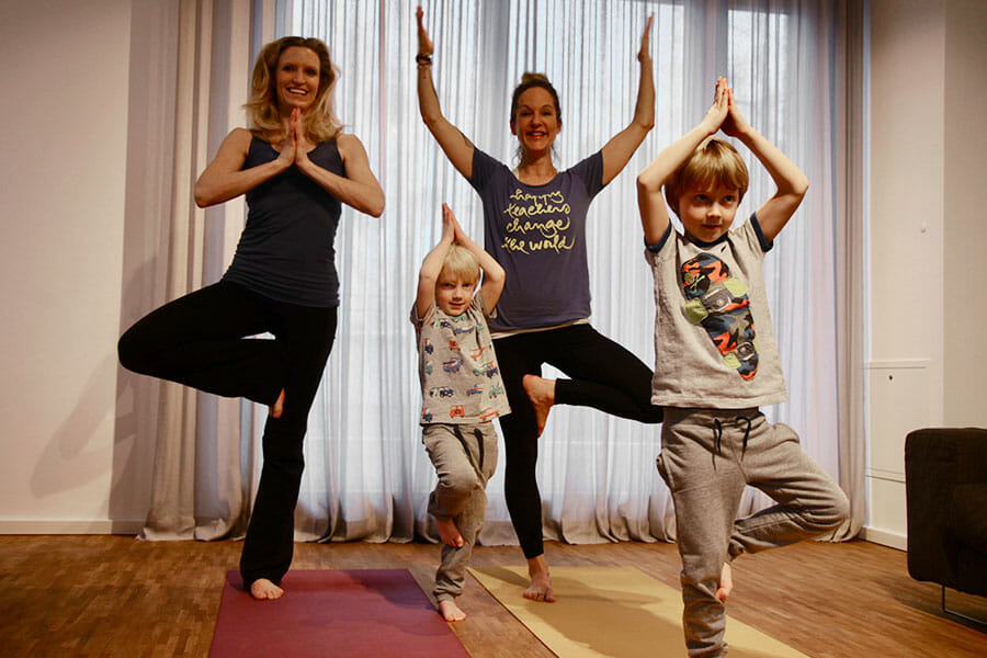 Spirit Yoga Kinderyoga Workshops