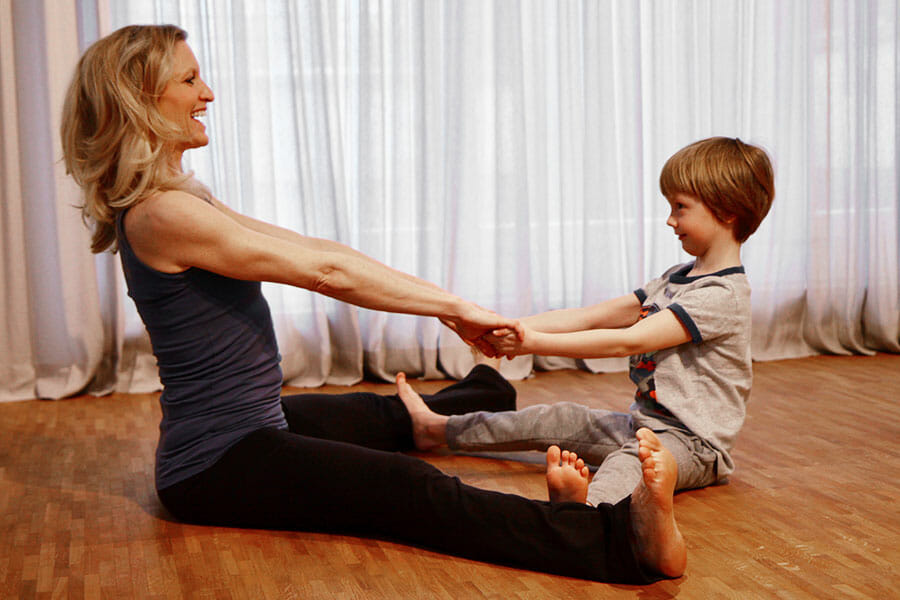 Spirit Yoga Kinderyoga Workshops