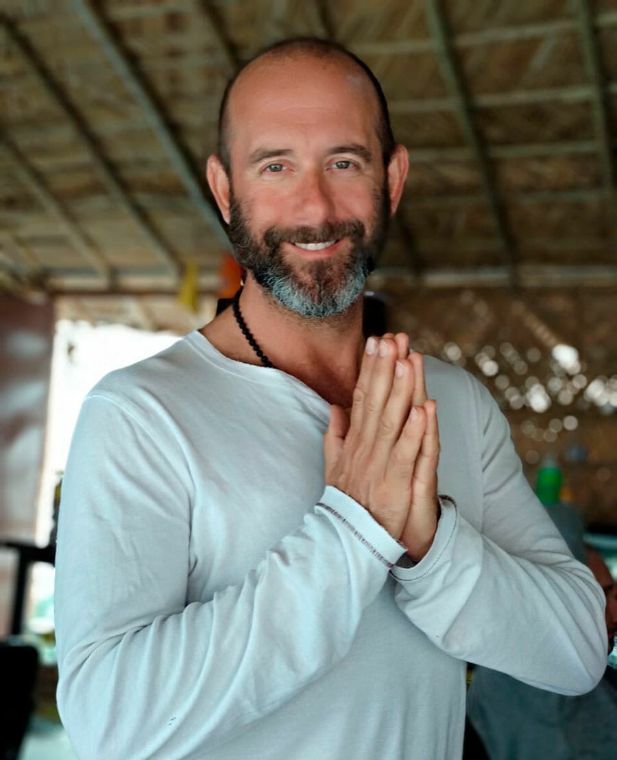 Spirit Yoga Lehrer Adam Rice