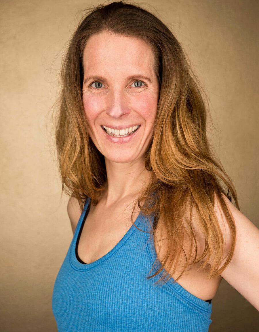 Spirit Yoga Lehrerin Andrea Mende