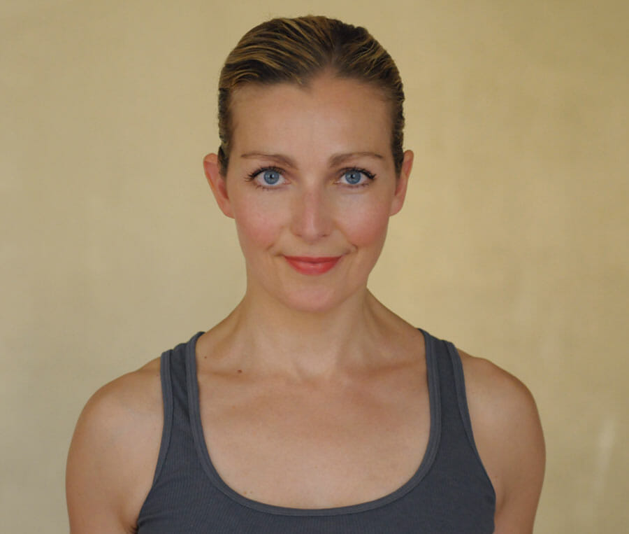 Spirit Yoga Lehrerin Annabelle Handke
