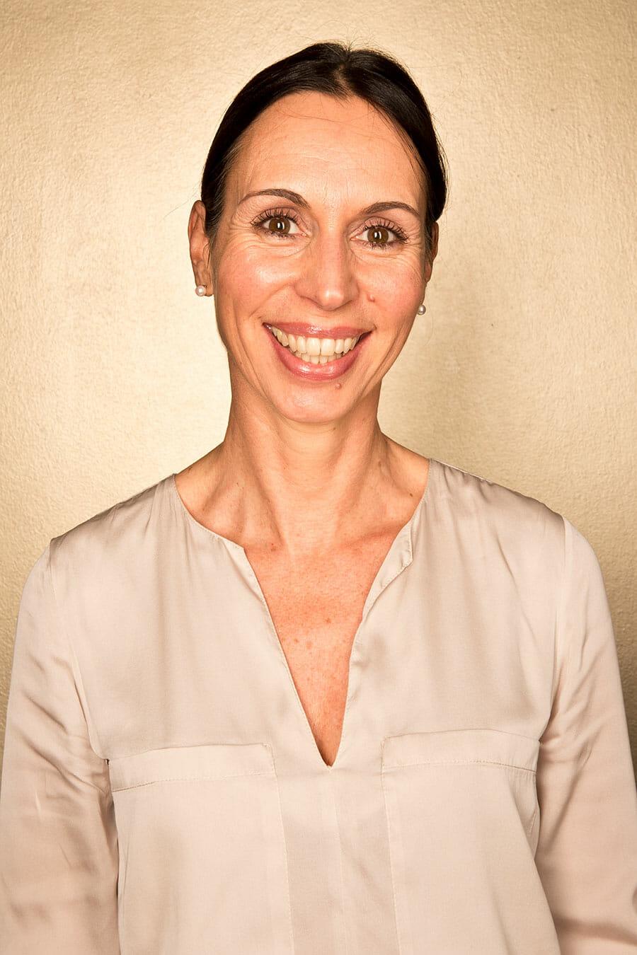 Spirit Yoga Lehrerin Bettina Hartmann