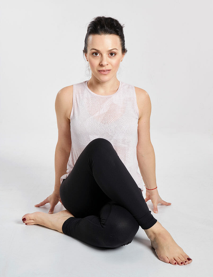 Spirit Yoga Lehrerin Ekaterina Levit