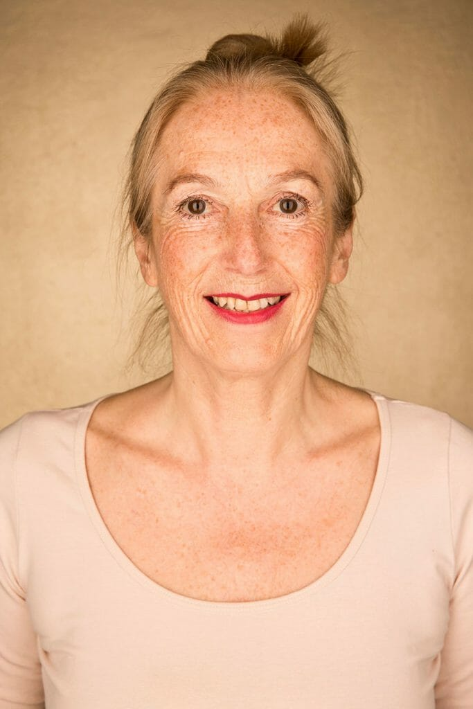 Spirit Yoga Lehrerin Gabriele Menzefricke