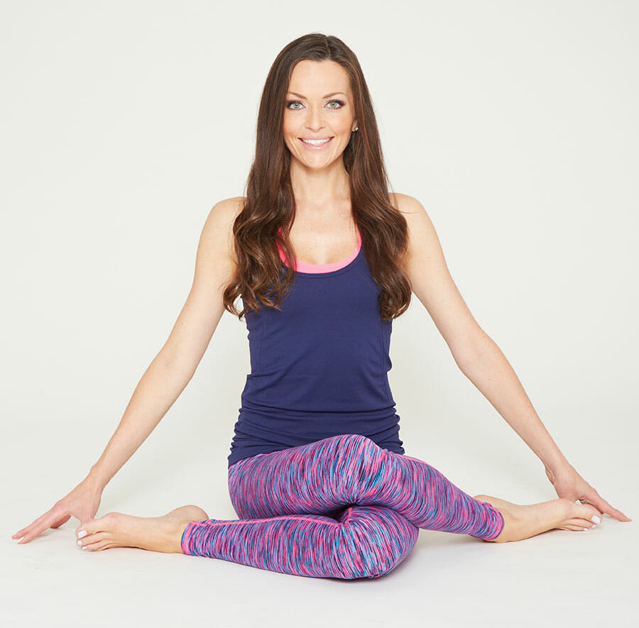 Spirit Yoga Lehrerin Kate Hall