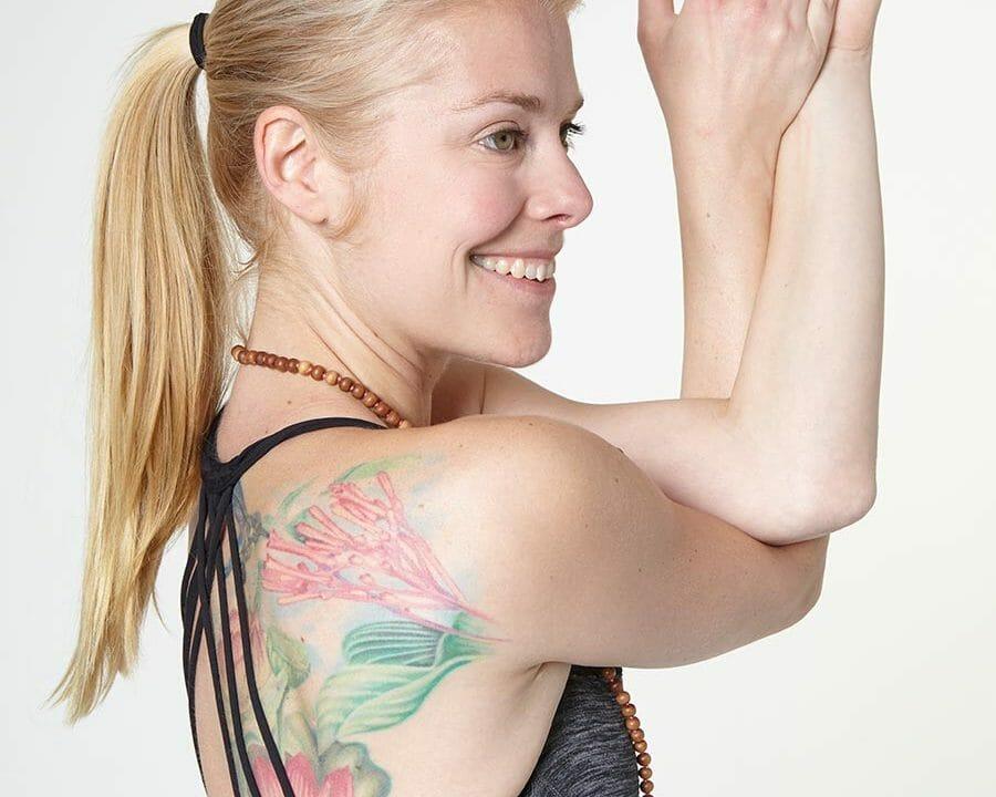 Spirit Yoga Lehrerin Katharina Dauenhauer