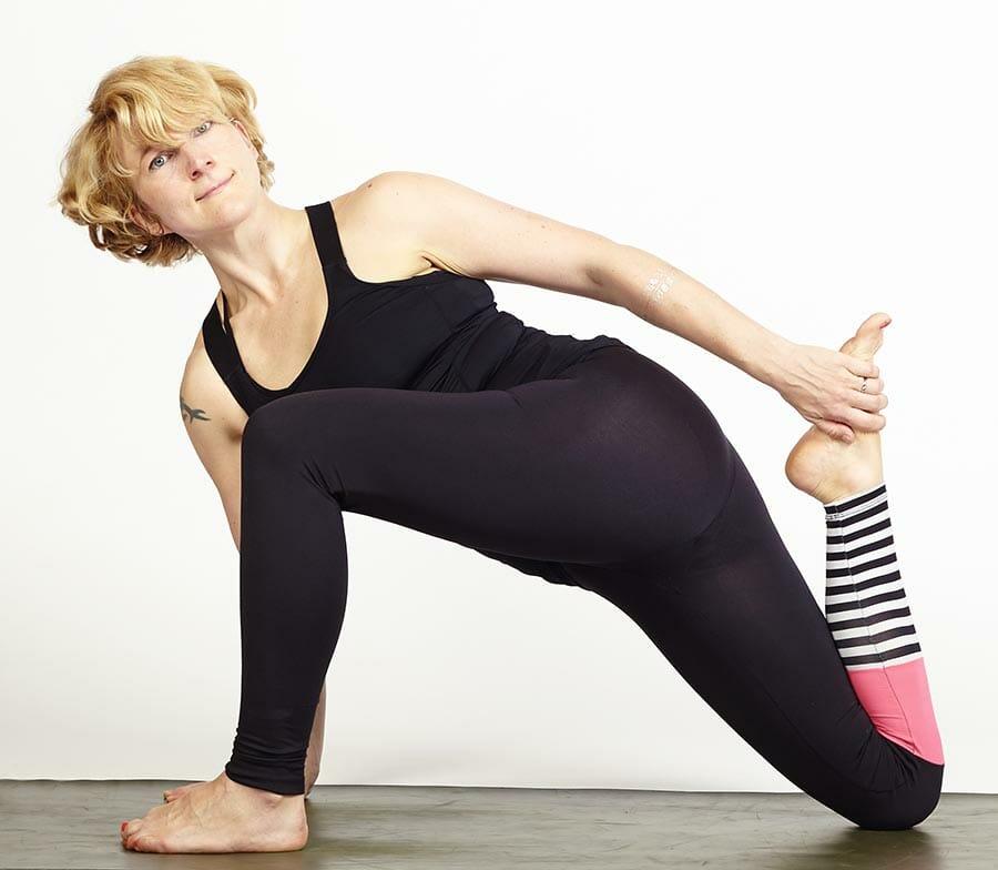 Spirit Yoga Lehrerin Lisa Stopik