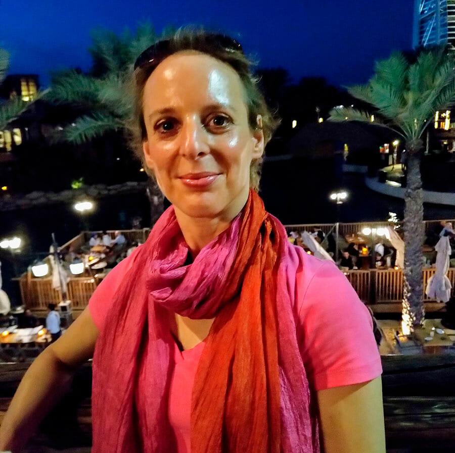 Spirit Yoga Lehrerin Marion Luginsland