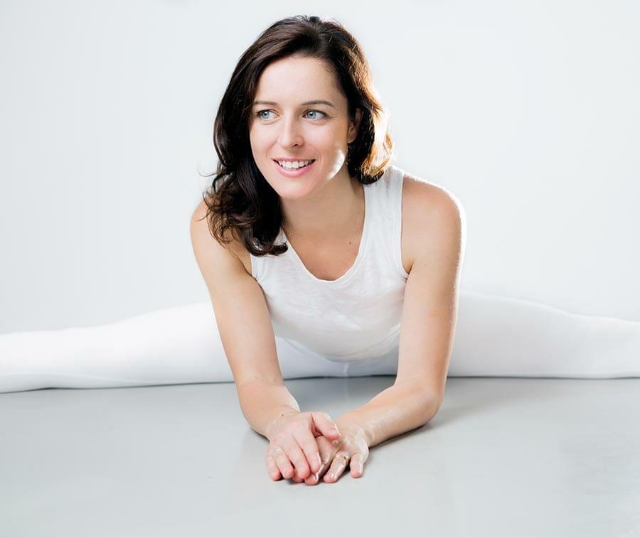 Spirit Yoga Lehrerin Monja Mani