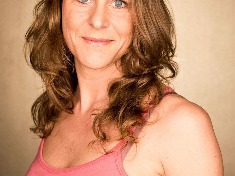 Spirit Yoga Lehrerin Nadja Vogt