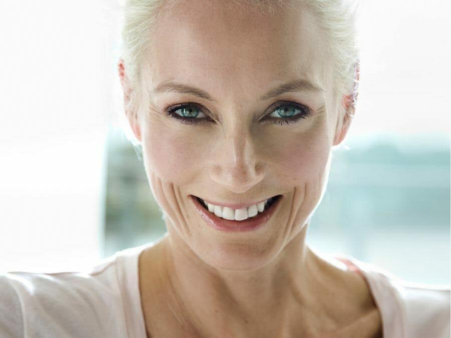 Yogalehrerin Patricia Thielemann