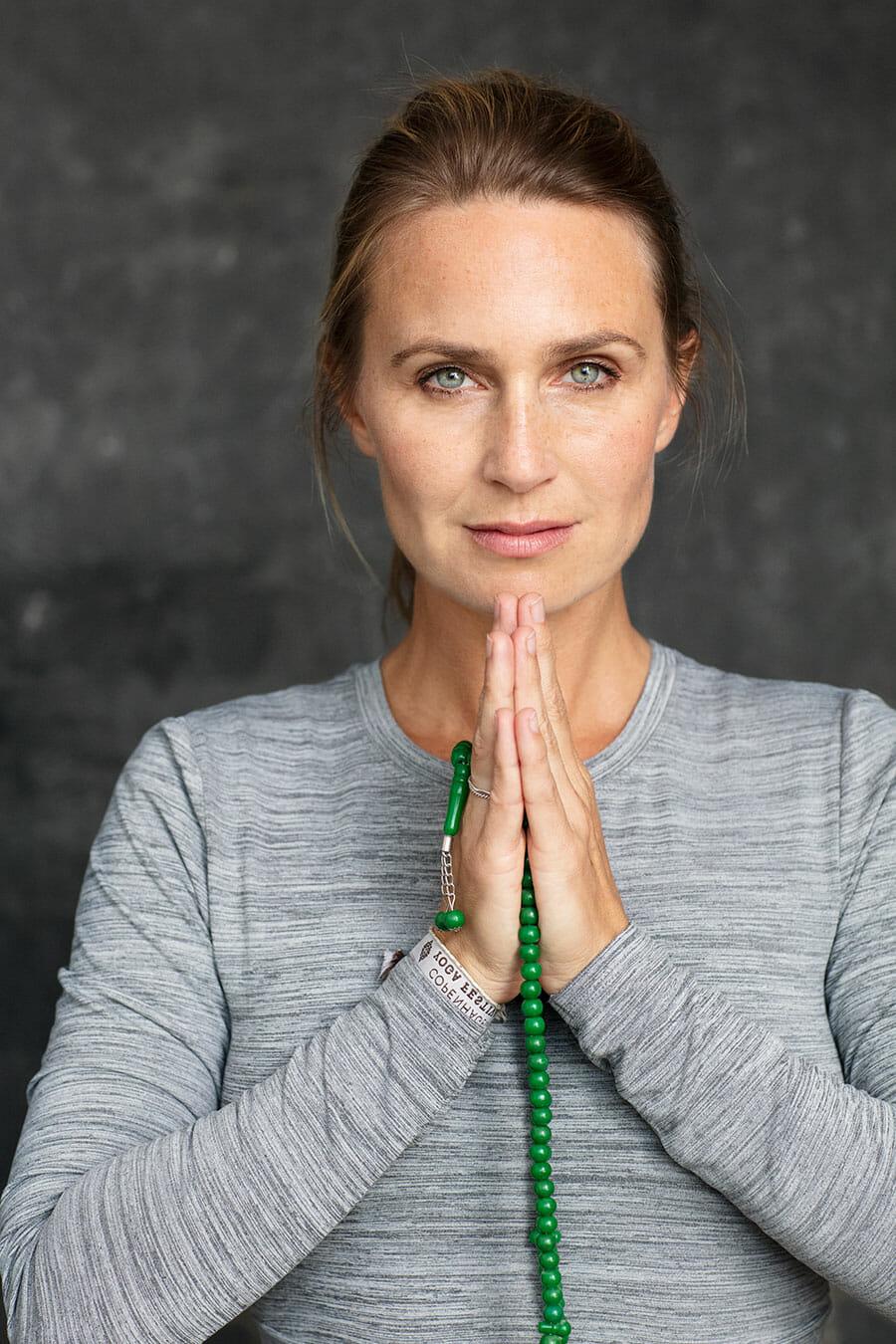 Spirit Yoga Lehrerin Stine Lethan
