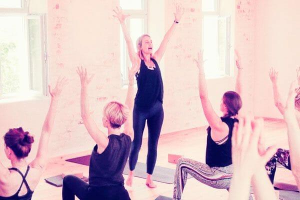 Spirit Yoga mit Stine Lethan