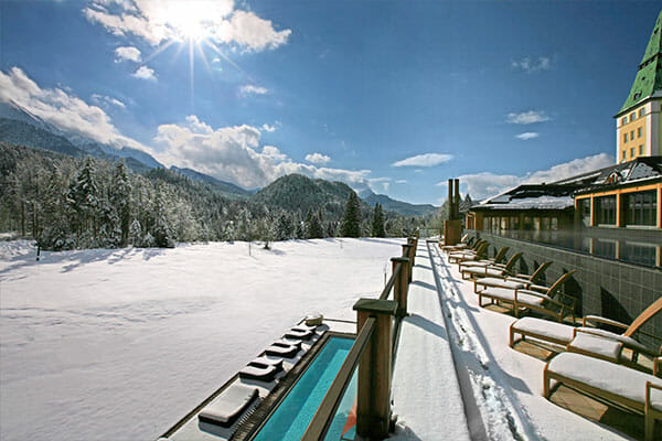 Schloss Elmau Spirit Yoga Retreat