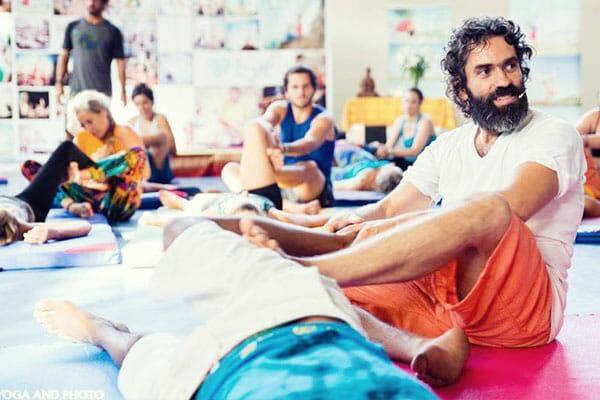 Spirit Yoga Thai Massage mit Krishnataki