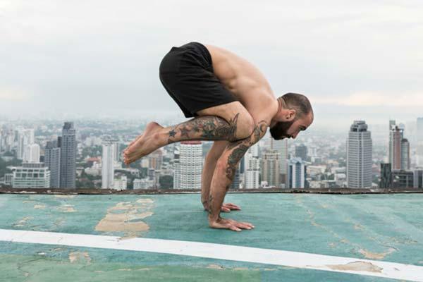 Workshop Männer-Yoga bei Spirit Yoga Berlin