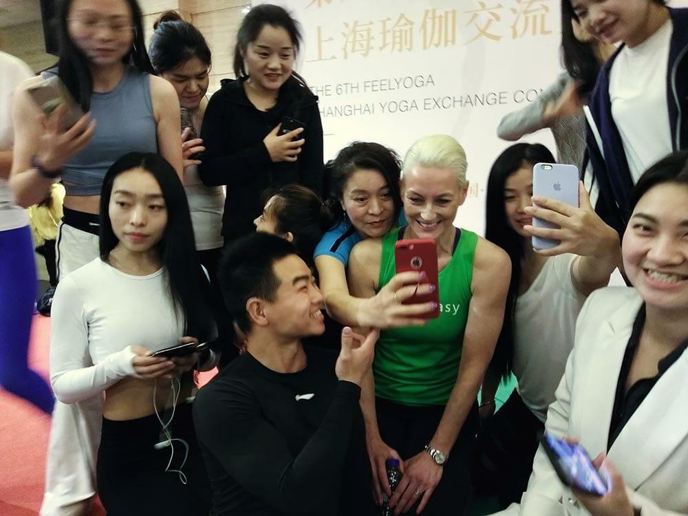 Yoga Conference Shanghai